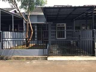 Rumah Cluster Full Renov Nego (Cash Only)