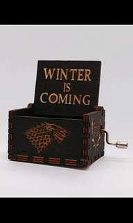 Game of Thrones Hand wind Music Box