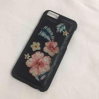 Embroidery Iphone 6 Case