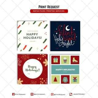 Personalized Christmas Tags NOW AVAILABLE!