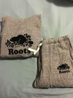 Roots matching tracksuits