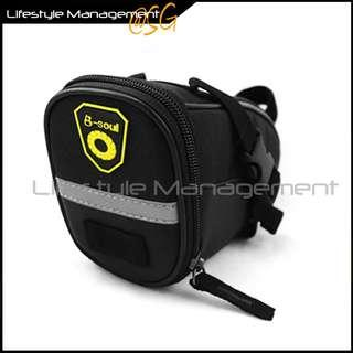 Bicycle/Bike Backseat Saddle Bag Cycling Pouch/Bags Under Seat