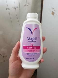Vagisil intimate powder fresh plus