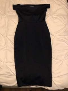 Dark Blue Dress Size 6