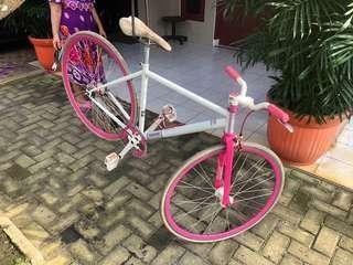 United Pixie Pink