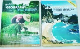 GEOGRAPHY upper sec (Human&Physical)