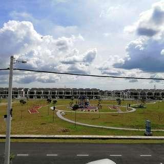 2 Storey Facing Playground Taman Saujana KLIA Kota Warisan