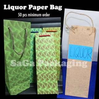 Liquor Bag