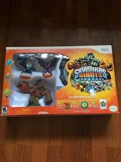 Sky landers Giants Wii Game