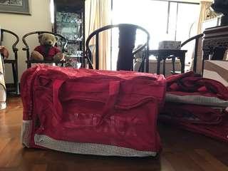 Duffle bag. YY Yonex