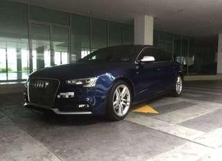 Audi a5 for rental