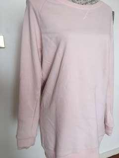 H&M | Baby pink top