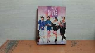 Korean drama DVD #10...Style...1% 的可能性...Don't Ask Me About Past...我们结婚吧