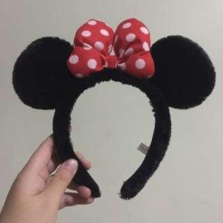Minnie ears Tokyo Disneyland