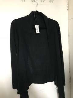 Black Cardigan - Size S
