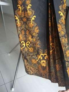 Batik Kipas with Lining