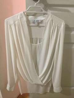 Elegant White Blouse