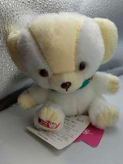 可愛類: 日本Amuse Candy teddy bears (vanilla)毛公仔