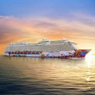 Dream Cruises Special Christmas Booking