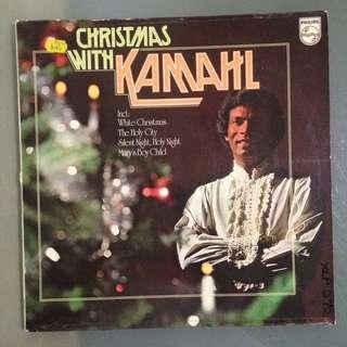 Lp Kamahl (Christmas) vinyl record