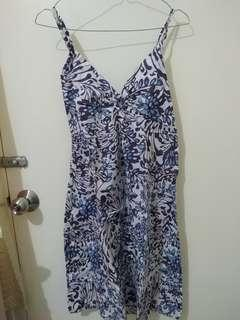 Dress tanktop katun adem