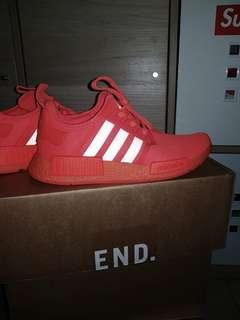 Nmd Solar Red us9 BN