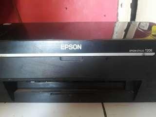 printer epson stylus minus