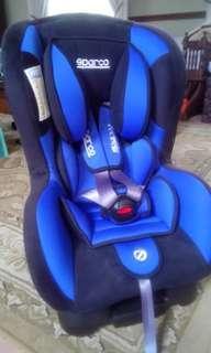 Sparco F500k Child Car Saet