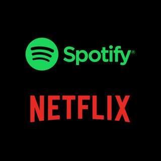 spotify & netflix premium