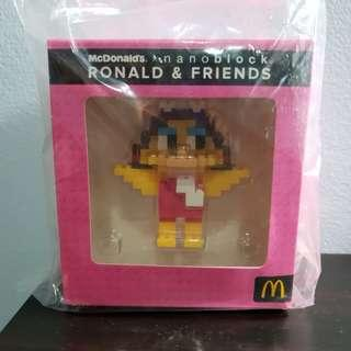 McDonald's Birdie Nanoblock