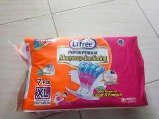 Popok Dewasa Lifee XL