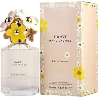 Dubai Tester Marc Jacob Dairy Perfume 75ml
