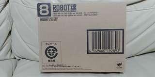 100%全新 Robot魂 魂shop限定 2017 gundam rx-78 ver. A.N.I.M.E. first touch 2500