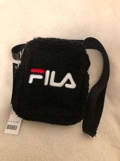 Fila fur fannypack/bag
