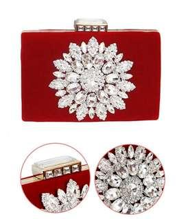 Looking For Red Clutch