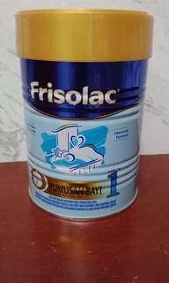 Frisolac step 1