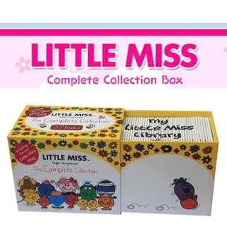 Little Miss Collection - 37 Books