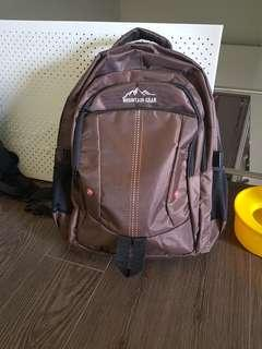 Brand New Mountain Gear Back Pack.