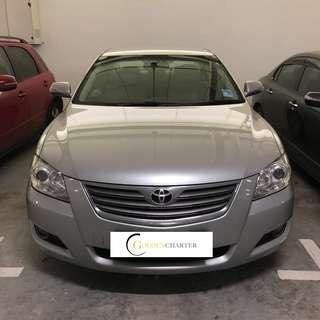 Toyota Camry CHEAP PERSONAL/PHV CAR RENTAL