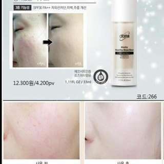 atomy healthy glow base 3 in 1 from korea(3 function in 1 primer &moisturizer &sunscreen [SPF30 PA ++])