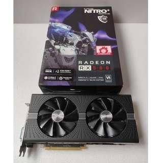 RX 580 8GB Sapphire Nitro+
