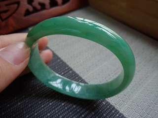 55圈口55.8*12.7*6.5mm短內經48.0特惠,冰糯種滿色滿綠貴妃手鐲,完美無紋裂,編號1408