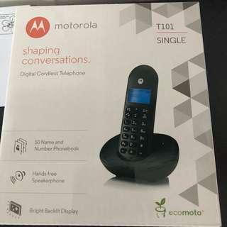Motorola Cordless Phone T101