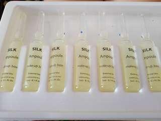 DF silk ampoule make-up base