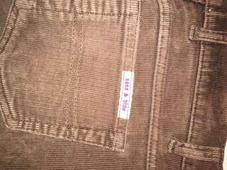 Sass & bide corduroy jeans