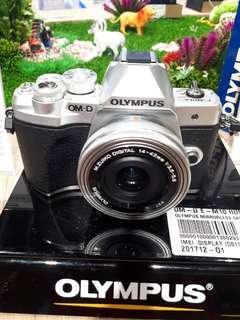 Kamera Olympus OMD E-M10 Mark 3 (Kredit Tanpa CC)
