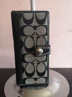 Promo! Authentic Prelove Coach Wallet