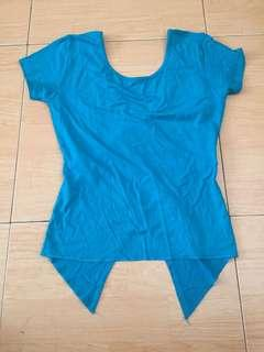 Blouse tosca x backless