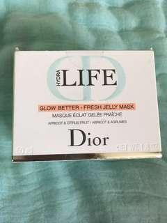 Dior hydra life jelly mask