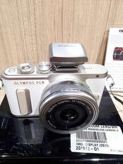 Kamera Olympus E-PL8 Zoom Lens (Bisa Kredit)